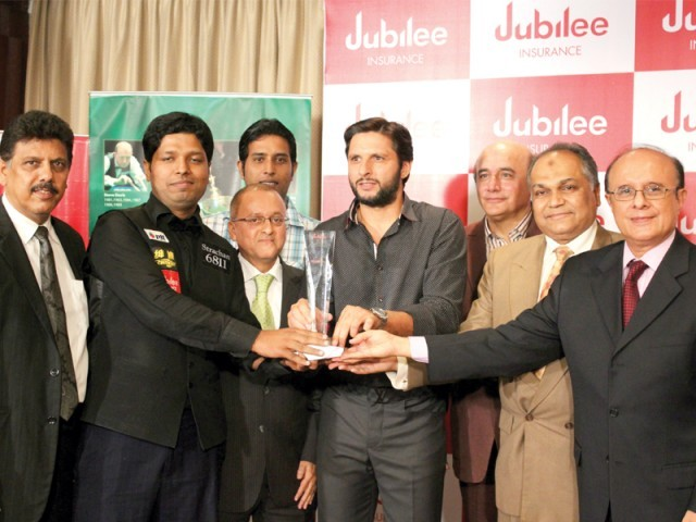 Triumphant Aftab takes home coveted trophy