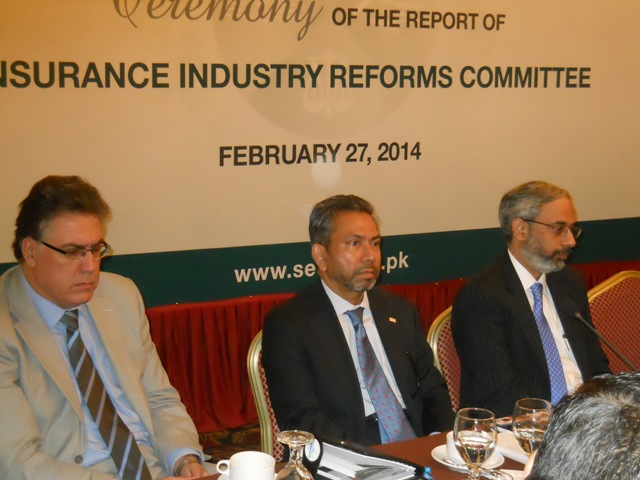 insurance sector reform roadmap unveil
